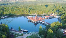 Megújul a Hévízi-tó és környezete