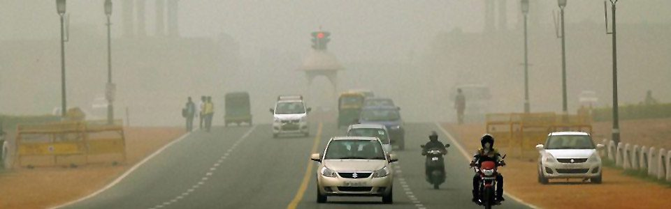 Légszennyezettség Indiában